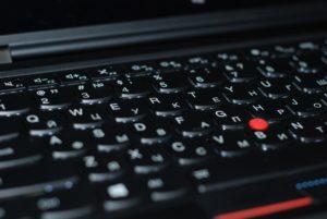 Руссификация клавиатуры при помощи гравировки